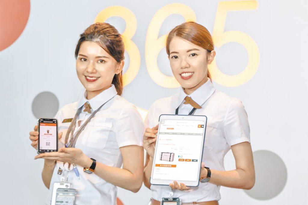 搶攻點數經濟,台灣高鐵擴大會員TGO「點數365」平台,將點數生態圈增加至60餘家品牌、超過365項商品。(高鐵提供)