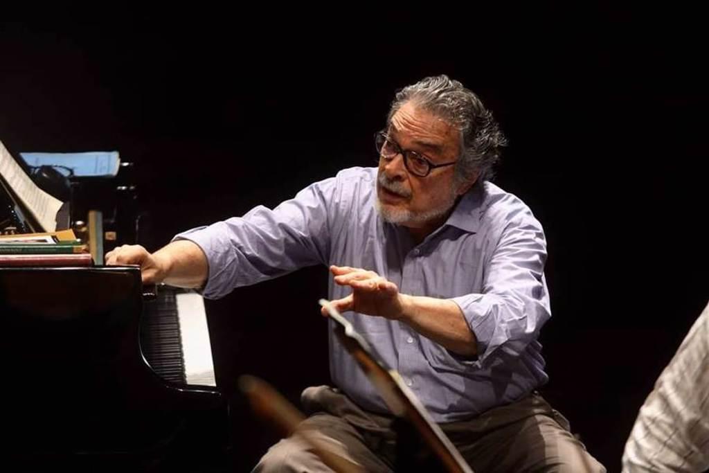 一代鋼琴大師里昂.弗萊雪在美國與世長辭,享壽92歲。(摘自臉書)