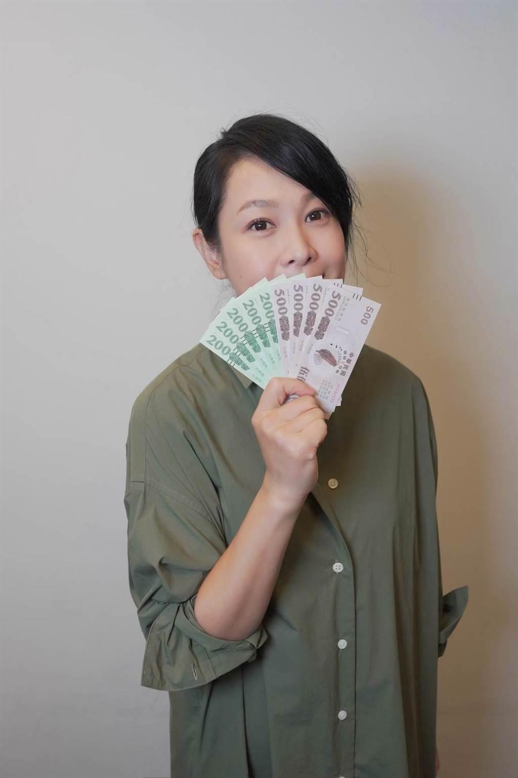 劉若英呼籲用振興三倍券做公益。愛最大慈善光協會提供