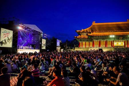 搖擺音符 走入人群 爵士音樂節在台灣