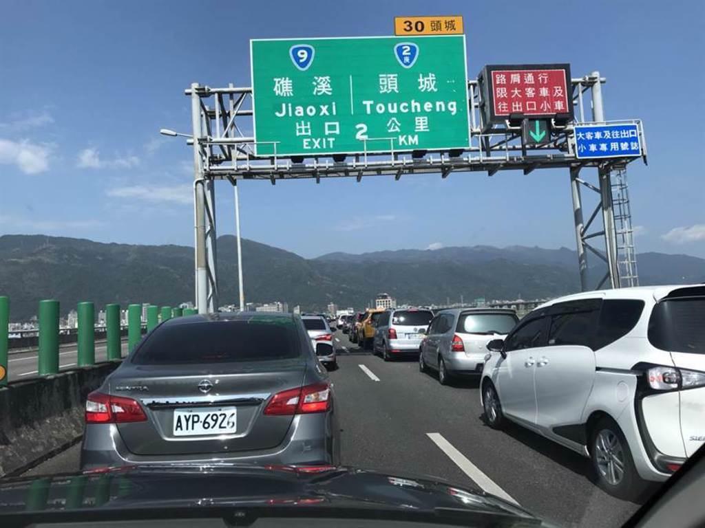 有網友透露,其實台南旅遊人潮根本比宜蘭誇張。(資料照)