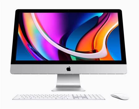 蘋果27吋iMac搭配5K顯示器亮相 由裡到外全面升級