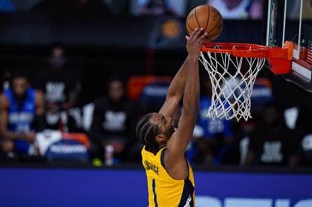 NBA》溜馬3連勝 華倫119分1失誤神人演出