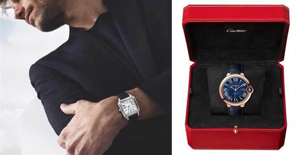 2020父親節送禮首選TOP 10動靜皆宜風格腕錶,「爸」氣展現紳士腕間風範。(圖╱各品牌提供)