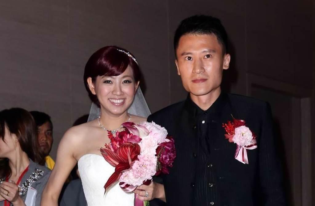 米可白與前夫謝銘杰結束六年婚姻。(資料照)