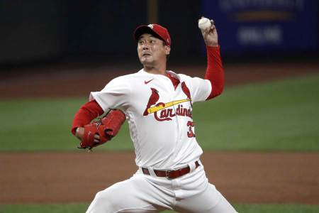 MLB》紅雀競爭對手確診肺炎!金廣炫將要初先發