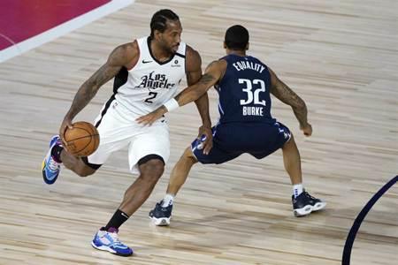 NBA》死守西區第2 快艇雙星力退獨行俠
