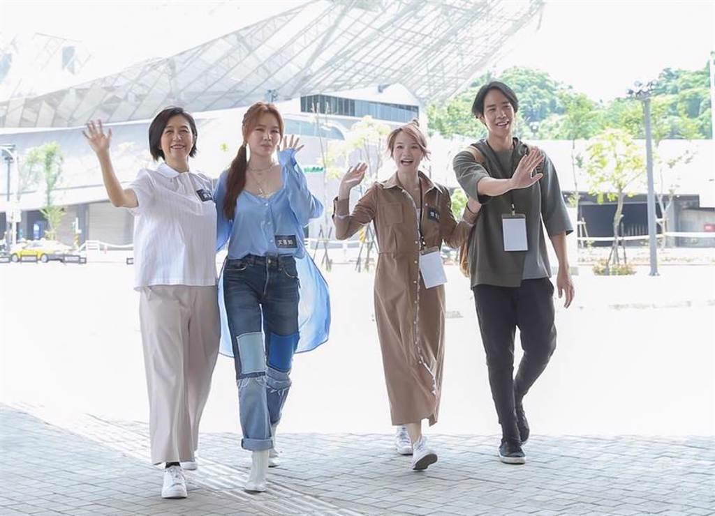 台北流行音樂中心開幕演唱會將在下個月5日舉行。(盧禕祺攝)