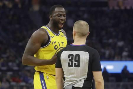 NBA》自找麻煩!格林遭聯盟罰款147萬