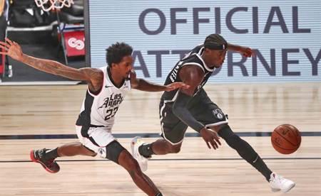 NBA》續爆冷門 籃網擊沉快艇鎖定東區第7