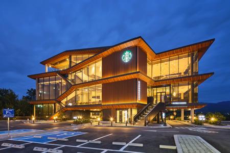 全韓國最大間Starbucks新開幕   大面積玻璃讓你一覽南漢江美景