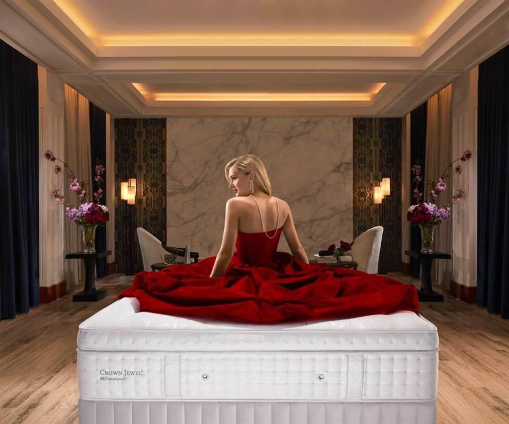 Sealy Cinema席伊麗影廳『全球眾多五星飯店選用名床,打造極致奢華觀影響宴』--看電影就像在總統套房度假