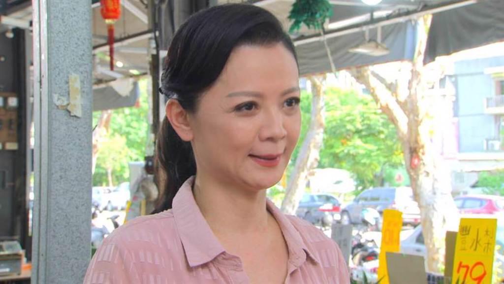 高欣欣睽違3年再拍八點檔,非常開心。(民視提供)