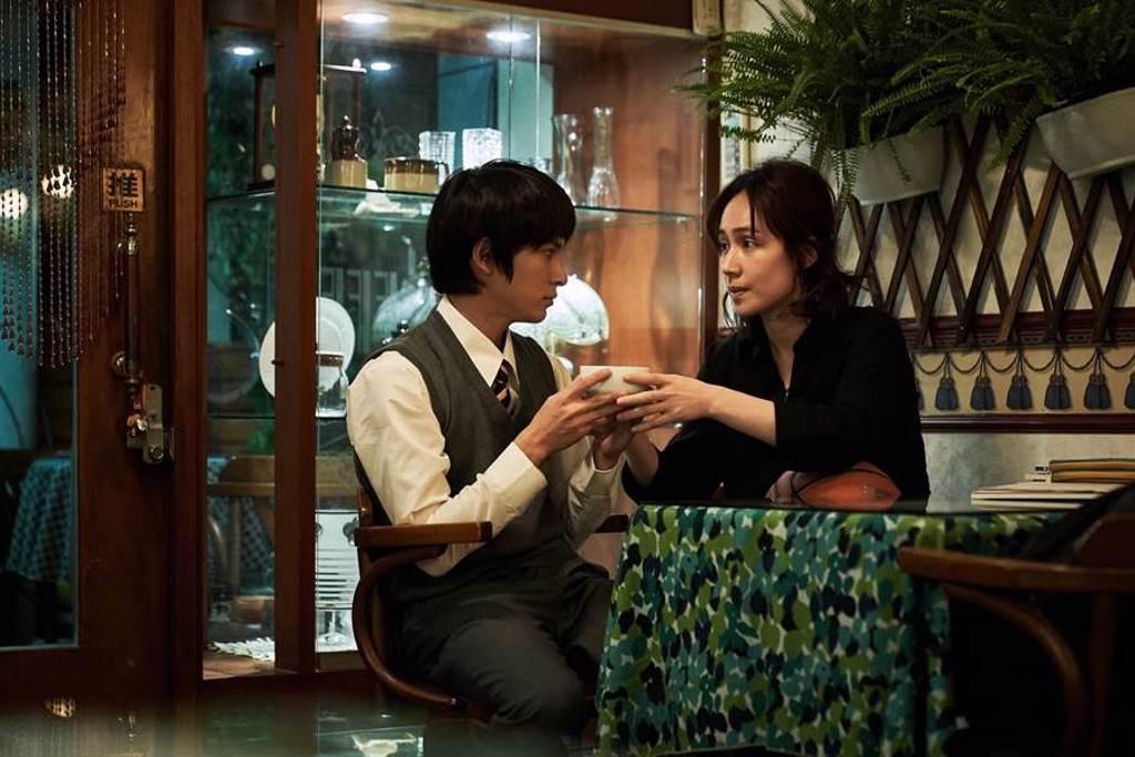 小薰與林輝閔在《追兇500天》演出姊弟。(七十六号原子提供)