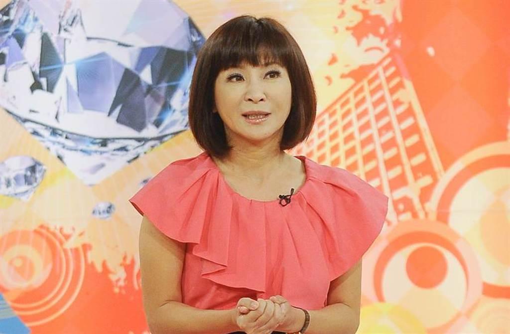 吳淡如曾連續5年獲金石堂最暢銷女作家第一名,被譽為暢銷書天后。(圖/中時資料照)