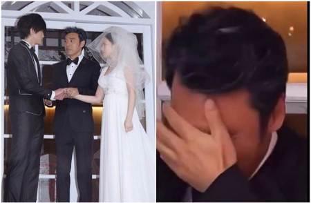 鍾鎮濤嫁女兒掩面哭紅雙眼 真相曝光大反轉