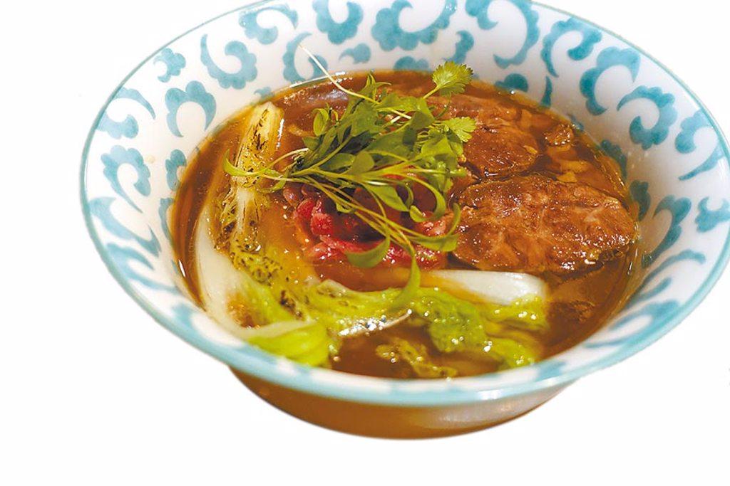 台中知名牛肉麵餐廳「Gubami」。(Gubami提供)