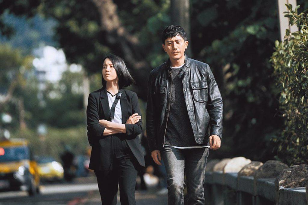 《追兇500天》莫子儀(右)與程予希雙搭警探,被打造為台版福爾摩斯與華生。(七十六号原子提供)