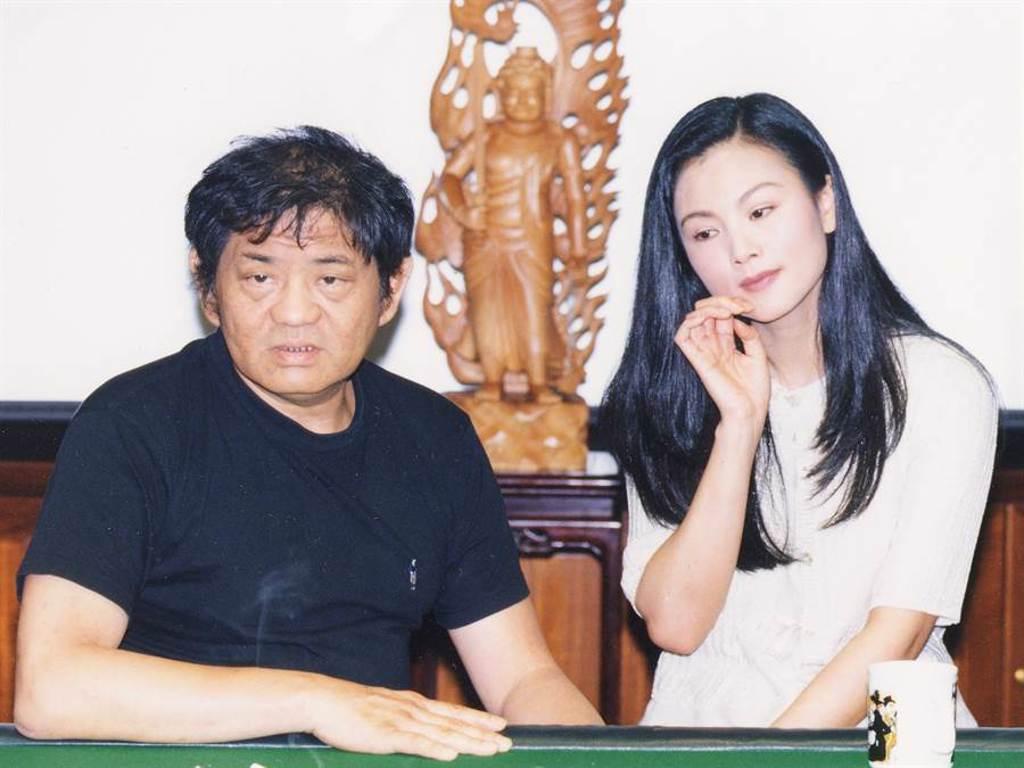 徐貴櫻和黃任中曾是夫妻。(圖/中時資料照)