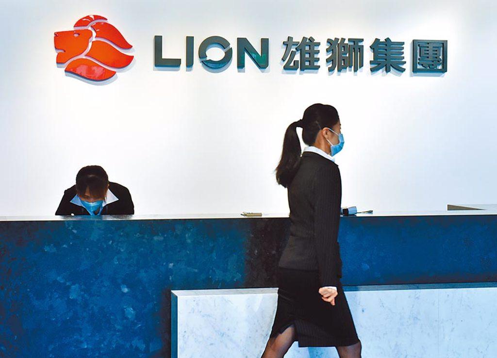 雄獅董事長王文傑表示,嚴峻疫情考驗著公司持續經營能耐,但機會總留給準備好的業者,圖為雄獅集團外觀及企業識別。(本報資料照片)