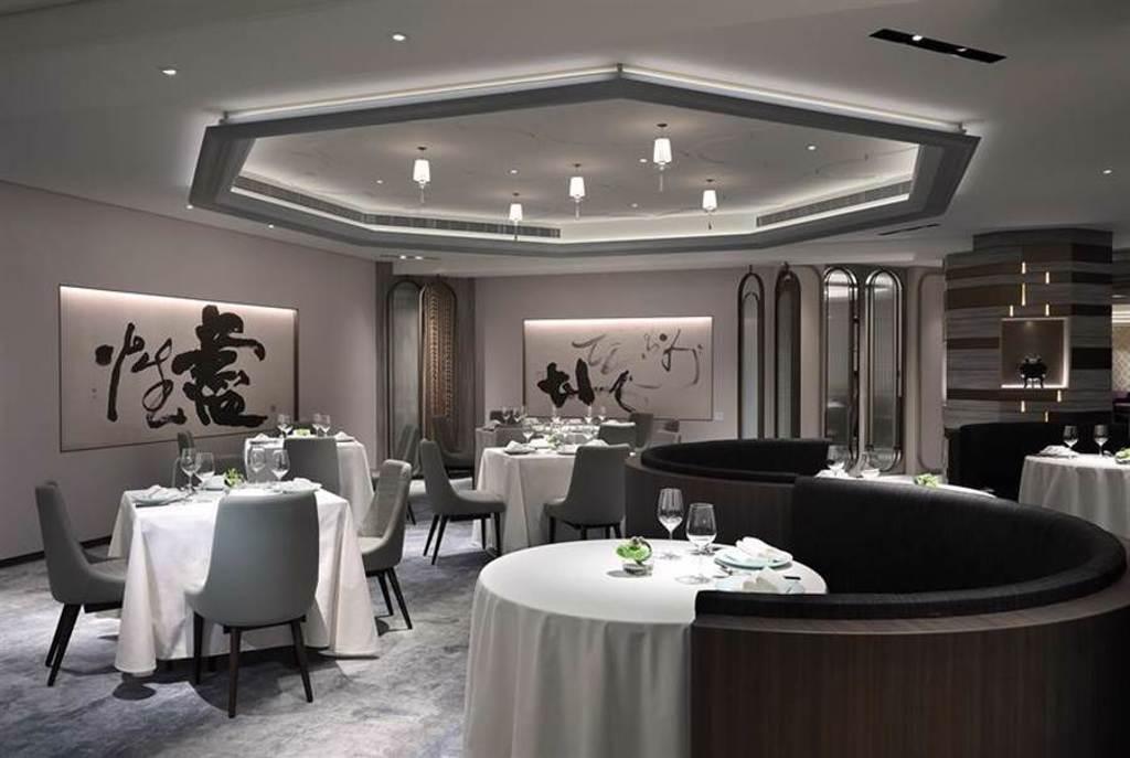 台北亞都麗緻大飯店的萬元振興券,可抵用米其林天香杭饌。(圖/台北亞都麗緻大飯店提供)