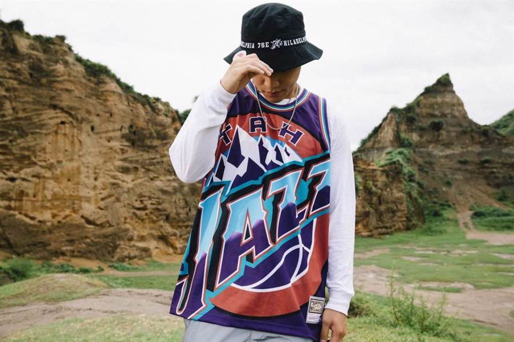 NBA Big Face Collection。(M&N提供)