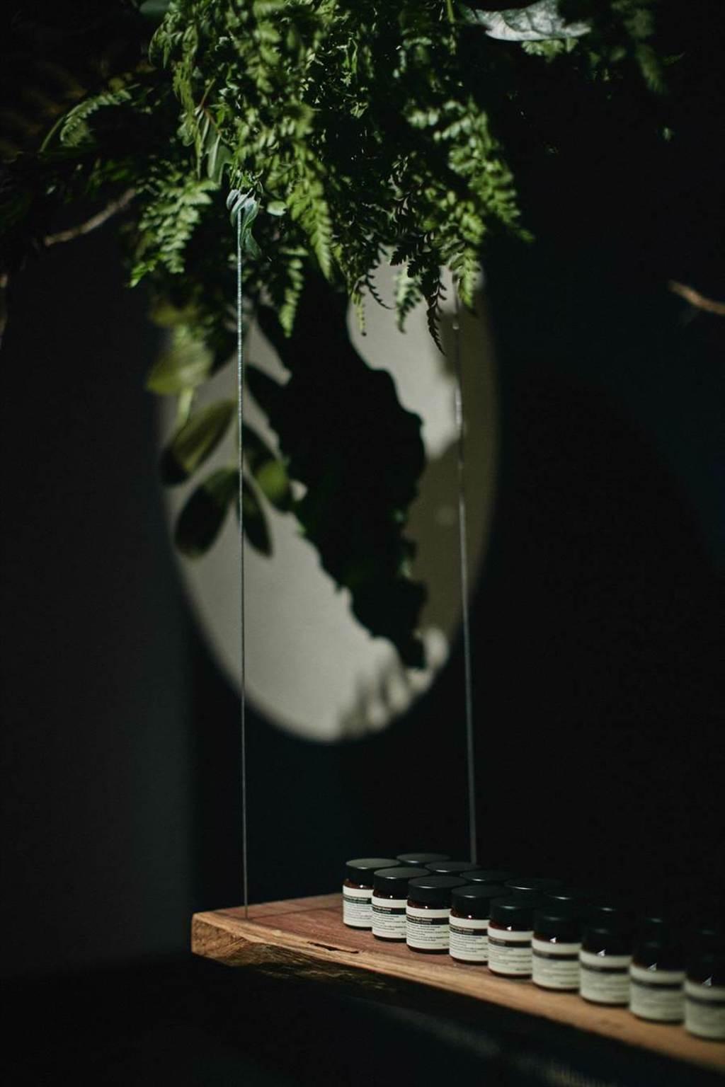 Aesop首款富含維他命保濕面膜的上市,以夜闌之力為主軸。(Aesop提供)