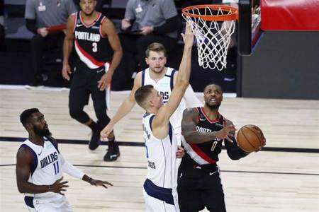 NBA》封神之戰 利拉德成為史上第二人