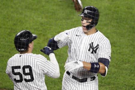 MLB》法官第9轟 暫居全壘打、打點雙冠王