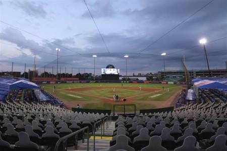 MLB》水牛城喜迎大聯盟賽事 藍鳥沒漏氣
