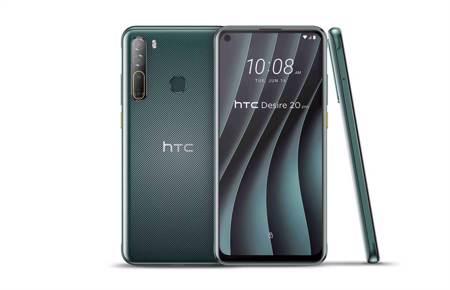 HTC Desire 20 pro晶耀綠新色上市 搭配振興券省更多