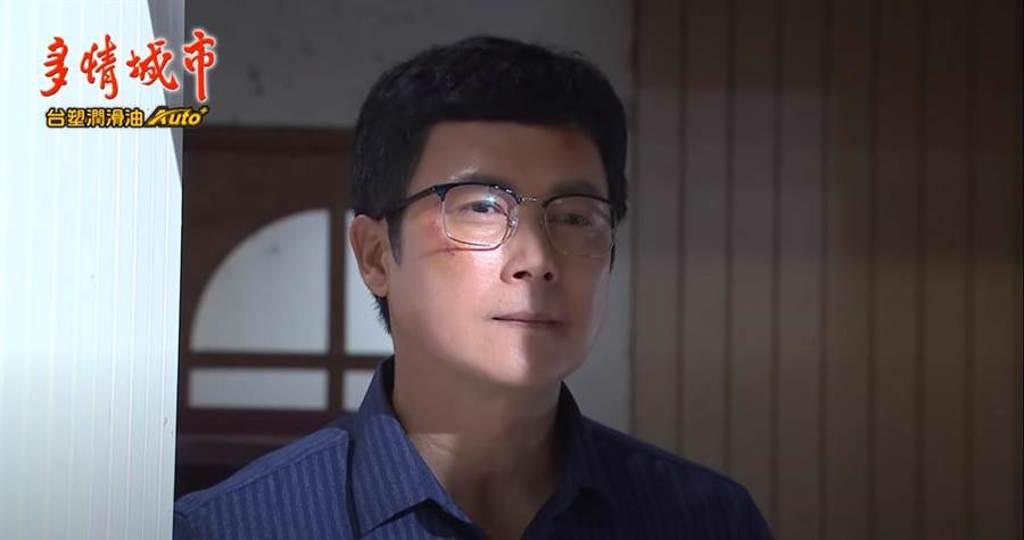 演活《多情城市》反派魔王楊三泰的王燦,直呼壞人真的報應來的快又殺。(民視提供)