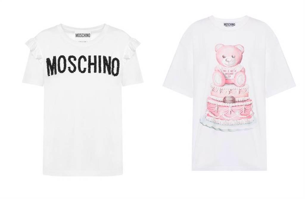MOSCHINO 華麗雙層蛋糕熊 微風信義店甜蜜搶先首賣(圖/品牌提供)