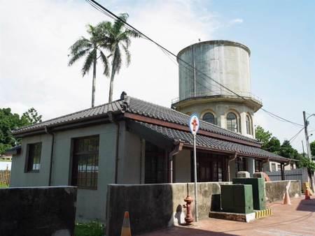 北港自來水廠老舊宿舍群活化 重現歷史現場風貌