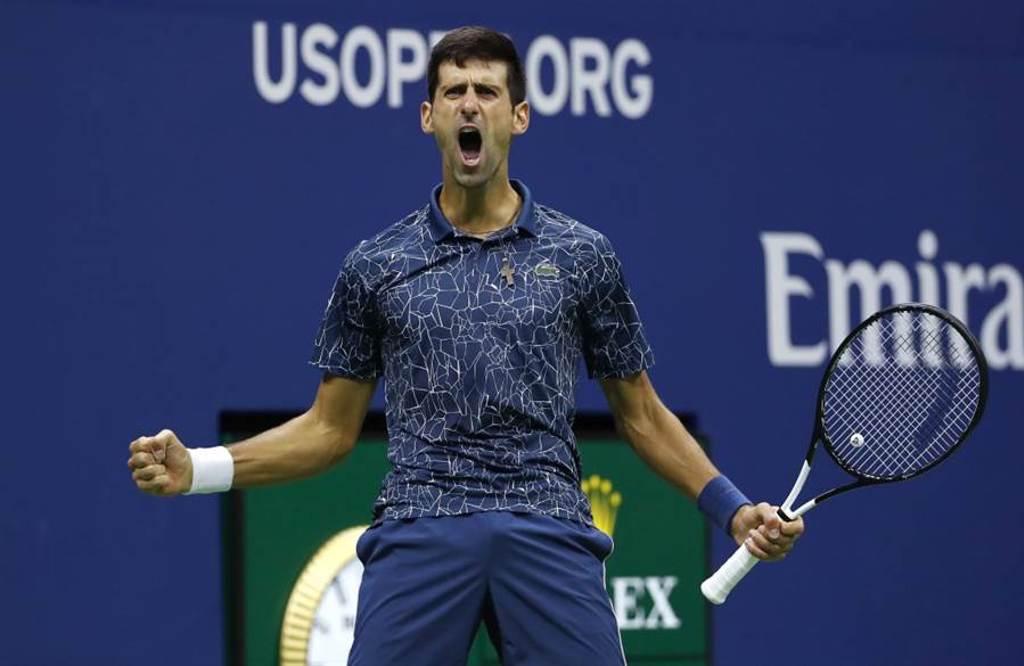 男網球王喬柯維奇宣布參加今年美網。(美聯社資料照)