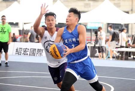 籃球》六都爭霸戰 台北站力保美達奪冠