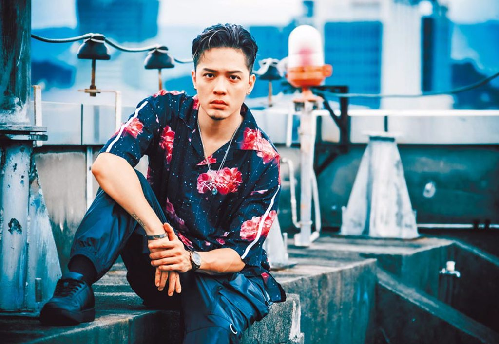 J.Sheon入圍本屆金曲歌王,日前推出新單曲,受到歡迎。(羅永銘攝)