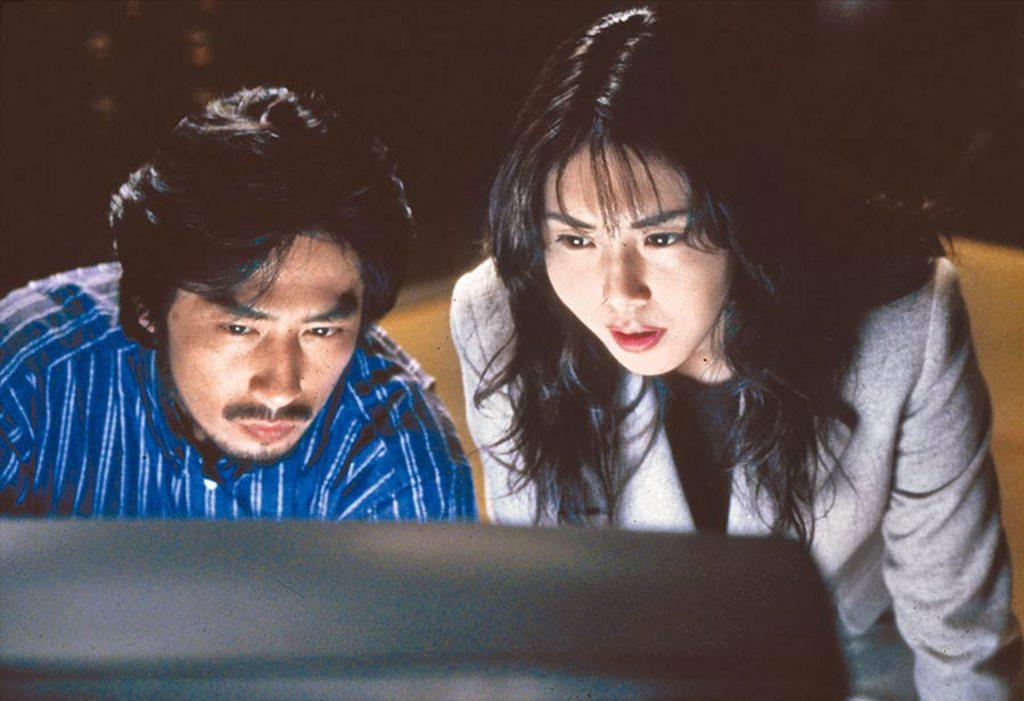 《七夜怪談》導演認為該片最嚇人不是幽靈本身,而是「被幽靈嚇到的人」。(資料照片)
