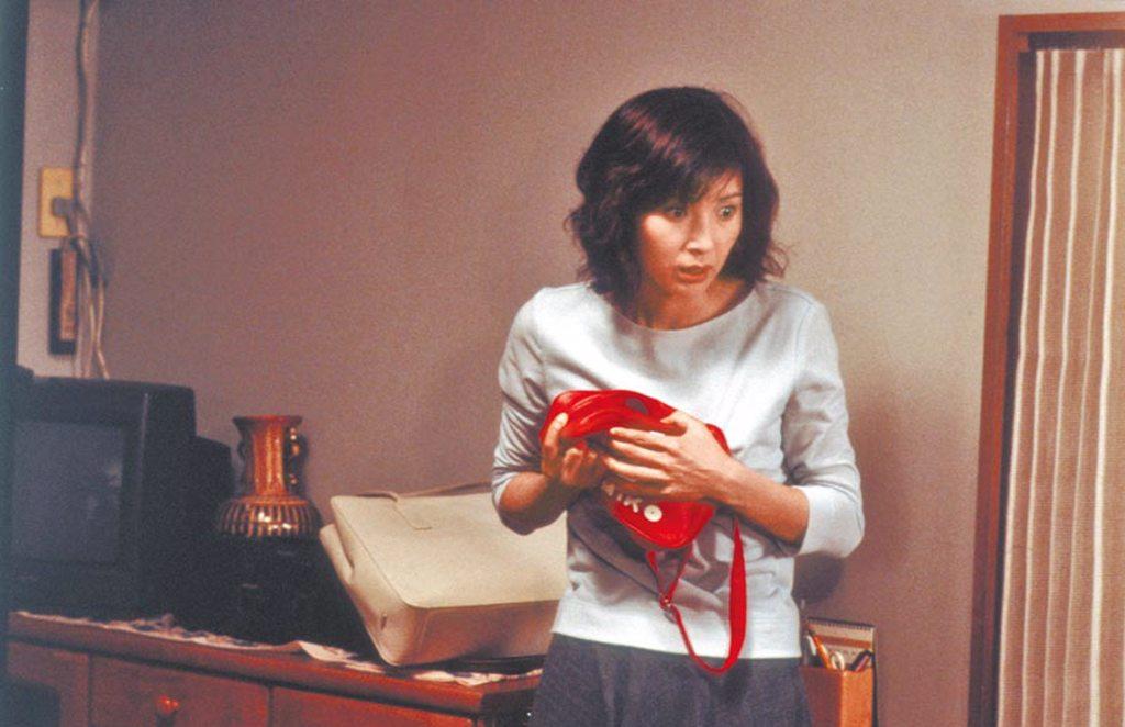 黑木瞳在《鬼水怪談》飾演一心護女的母親,演技令人動容。(資料照片)