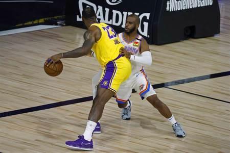 NBA》詹皇挺保羅復仇 嘲諷莫瑞只看數據