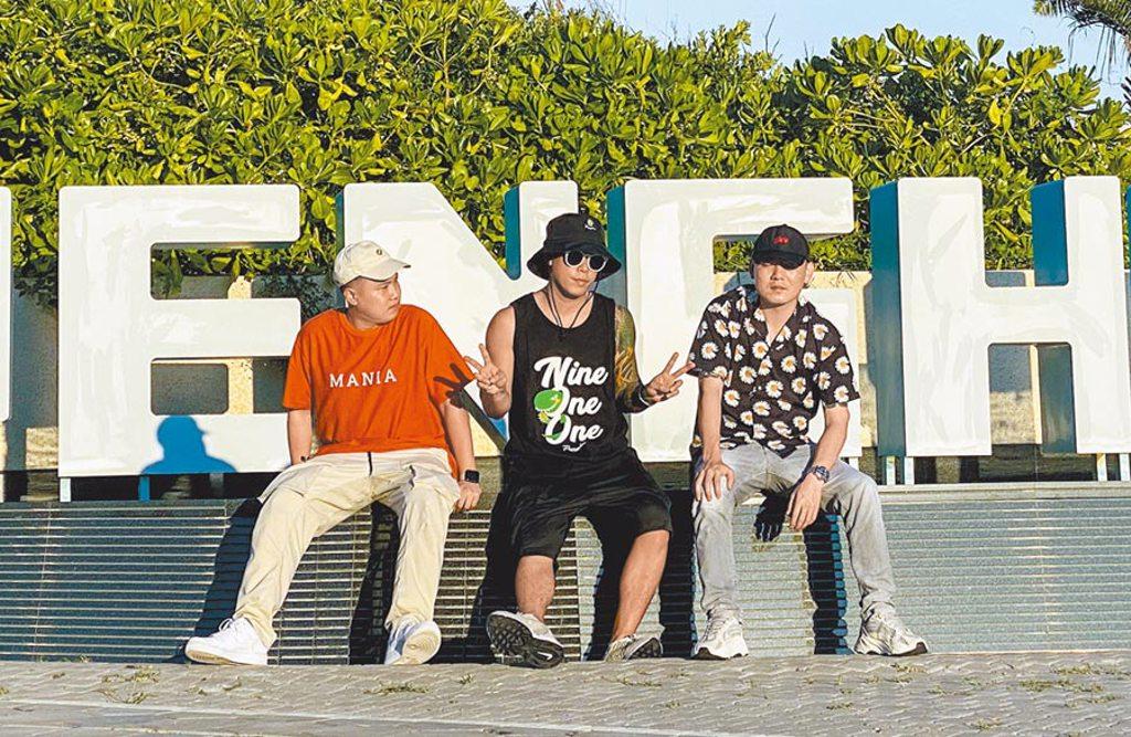 玖壹壹日前首次在澎湖舉辦售票演唱會。(混血兒娛樂提供)