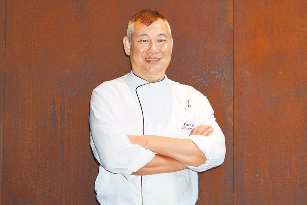 与玥樓行政總主廚許文光廚藝精湛。(何書青攝)