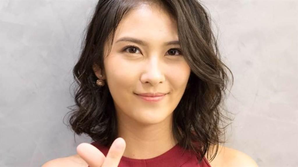 卓君澤外型甜美,被日媒封「超美人主播」。(圖/FB@卓君澤)