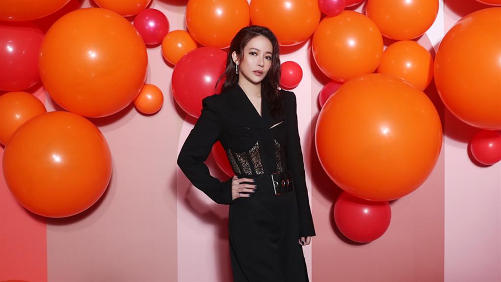 高宇蓁自創美妝保養品牌J.KAO創立滿兩周年,慶生會上他分享了自己的美容瘦身秘訣。(圖/品牌提供)