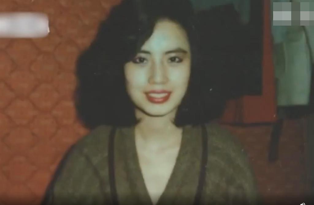 韓景慧年輕時貌美如花,有鏡子公主的封號。(取自微博)