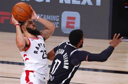 NBA》暴龍破隊史紀錄 晉級機率高達97%