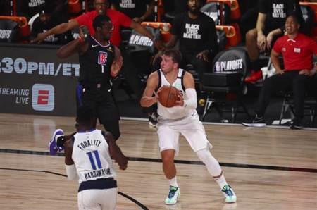 NBA》喬丹與布萊恩都做不到 東契奇史上第三