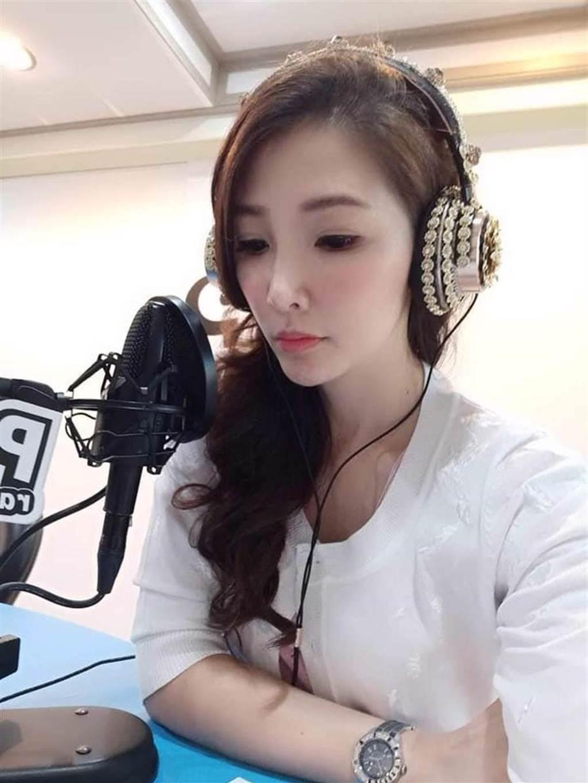林書煒是POP Radio台長以及主持人。(取材自臉書)