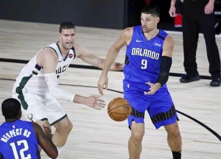 NBA》武切維奇35分 魔術爆冷射殺公鹿