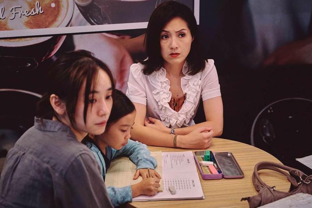 楊千嬅在電影中有感動人心的演出。(華映娛樂提供)